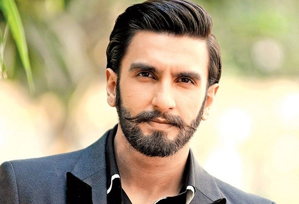 Ranveer Singh Stylish And Attractive Hairstyles.