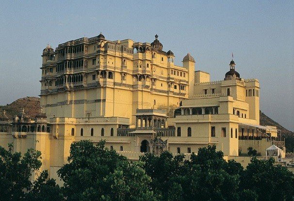 Best Luxurious Hotels In Udaipur