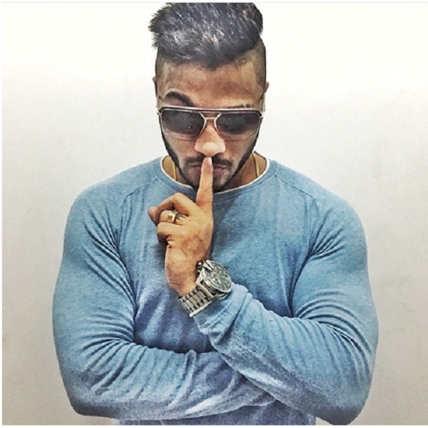 Catch Out Raftaar S Hairstyle The Star Rapper Who