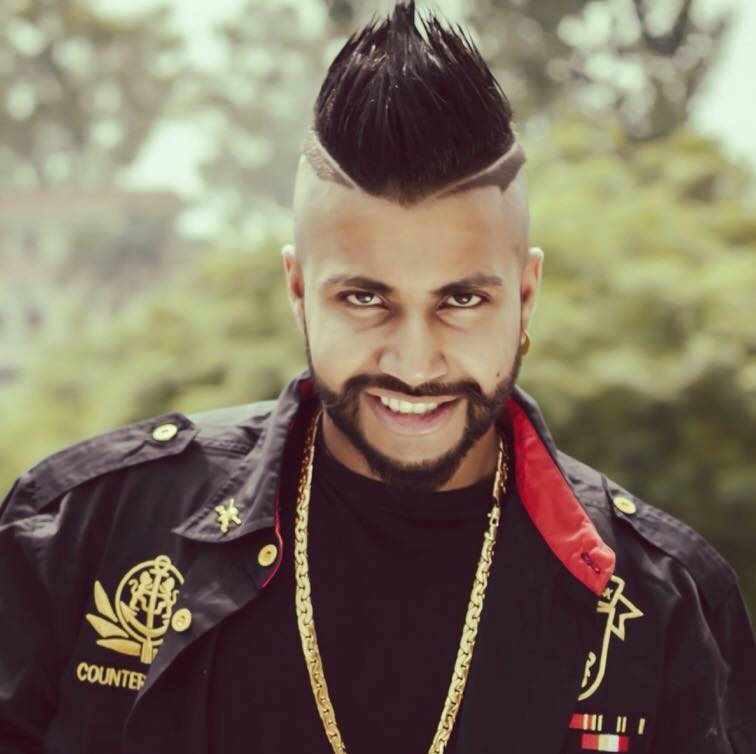 Check Out Pop Star Sukhe S Hairstyle Get Ready For The Desi Hunky Style Fever