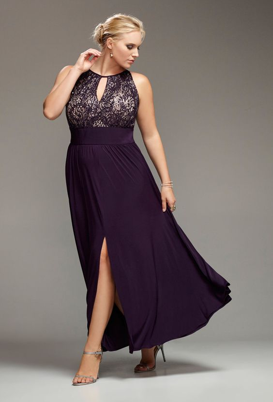 Rock Each Holiday Party with these Awesome Plus-Size Dresses!