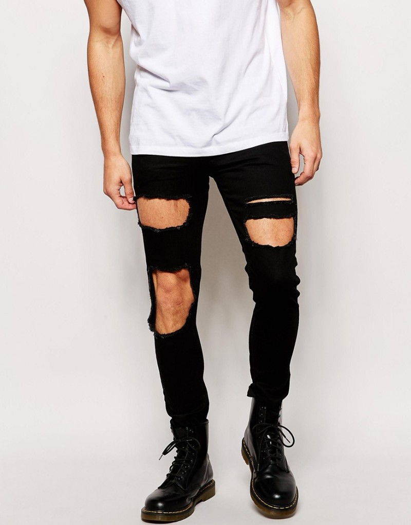 Men&39s Ripped Jeans Brands: Smash The SummerGrab Your Cool